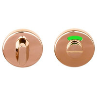 Toiletgarnituur Basics LBWC50/8 inclusief 8mm stift PVD gepolijst koper