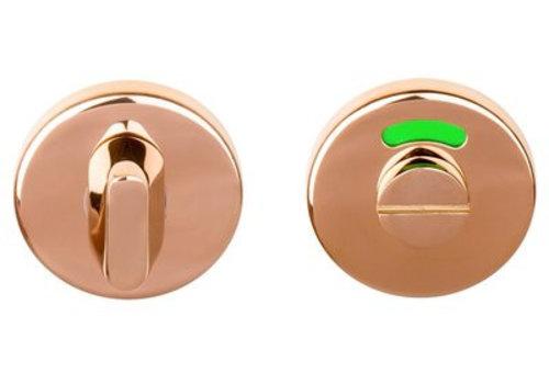 Toiletgarnituur Basics LBWC50/8 PVD gepolijst koper