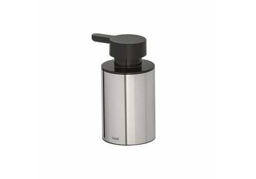 Tiger Colar Soap dispenser Freestanding Stainless steel polished
