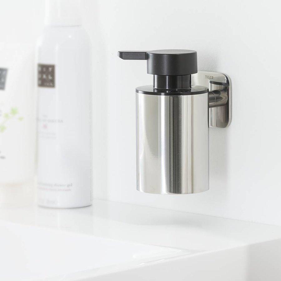 Tiger Colar Soap dispenser Stainless steel polished