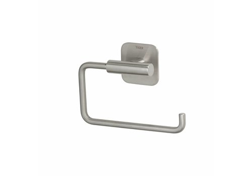 Tiger Colar Toilet roll holder Stainless steel brushed