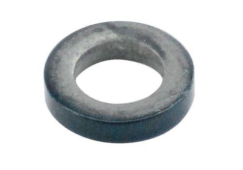 RING SCHARNIER 80X80X2.5 / 2.5MM CARBON SCHWARZ