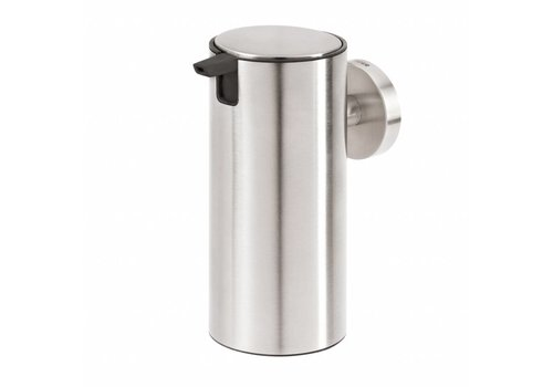 Tiger Boston Soap dispenser L Stainless steel polished