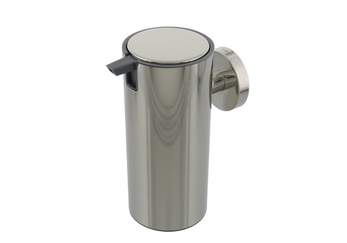 Tiger Boston Soap dispenser L Stainless steel brushed