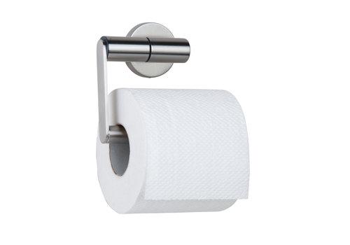 Tiger Boston Toilettenpapierhalter in gebürstetem Edelstahl