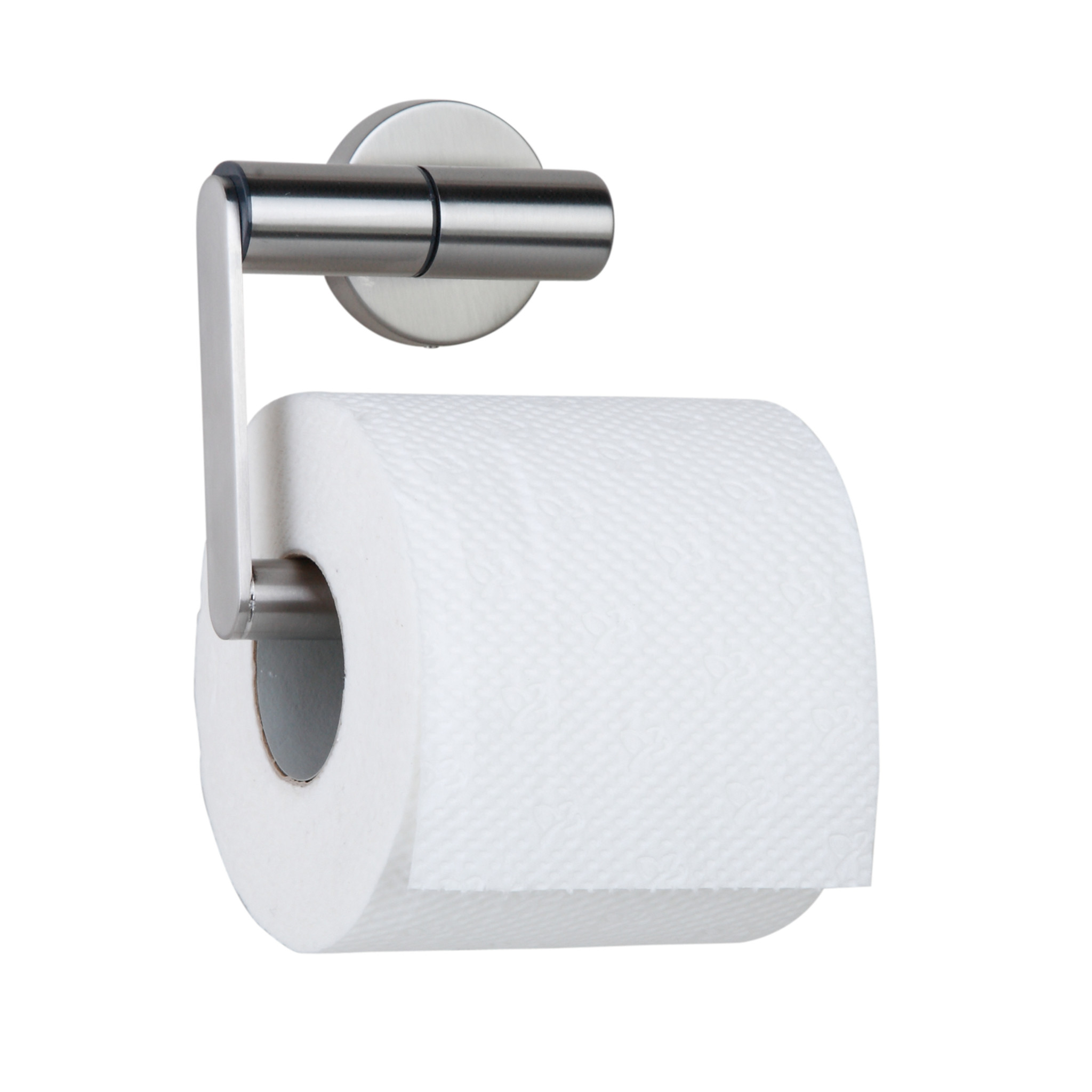 Tiger Boston Toilet Roll Holder Stainless Steel Brushed Afbeelding Vergroten