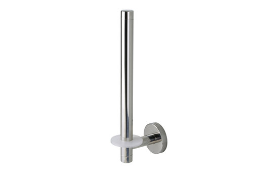 Tiger Boston Spare toilet roll holder Stainless steel polished