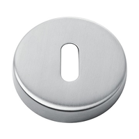 1 stainless steel key plate round