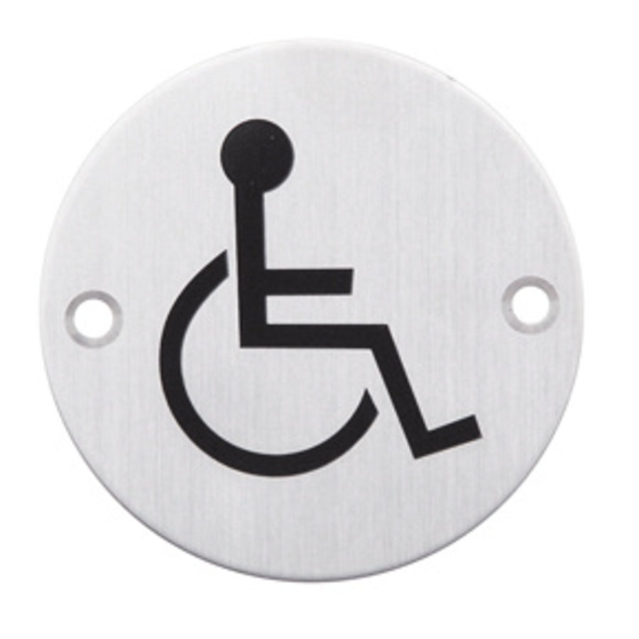 RVS Pictogram for the disabled