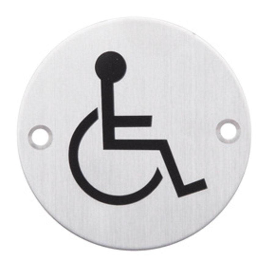 RVS Piktogramm für Behinderte
