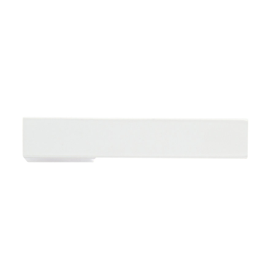 EXCLUSIVE DOOR HANDLE X-TREME WHITE + WITHOUT KEY