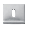1 KEY PLATE STAINLESS STEEL SQUARE