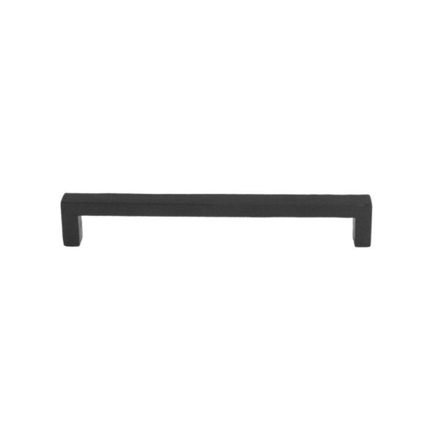Möbelgriff PMQ-224 gealtertes Eisen - schwarz 224mm