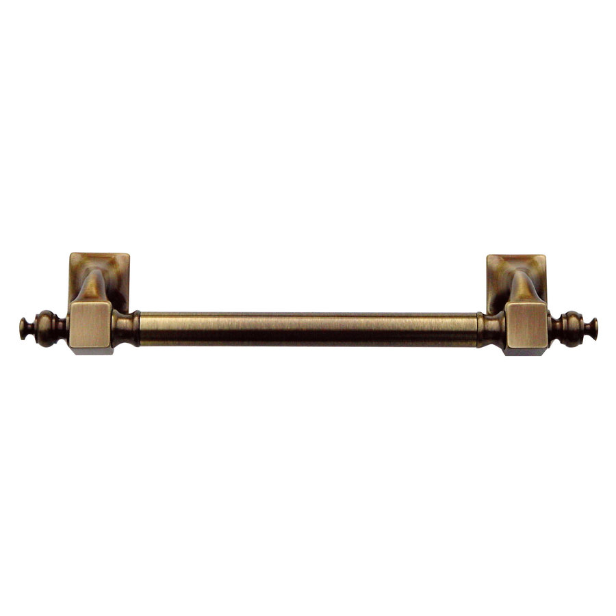 Poignée de porte simple 40 Bronze