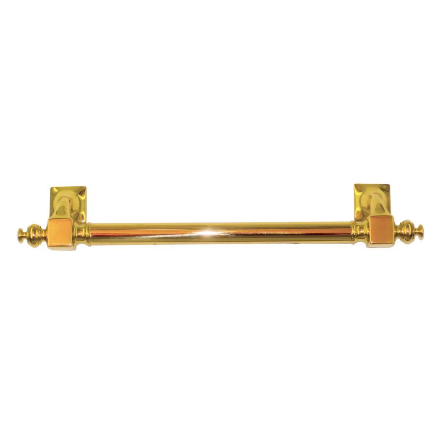 Single front door handle 40 Copper