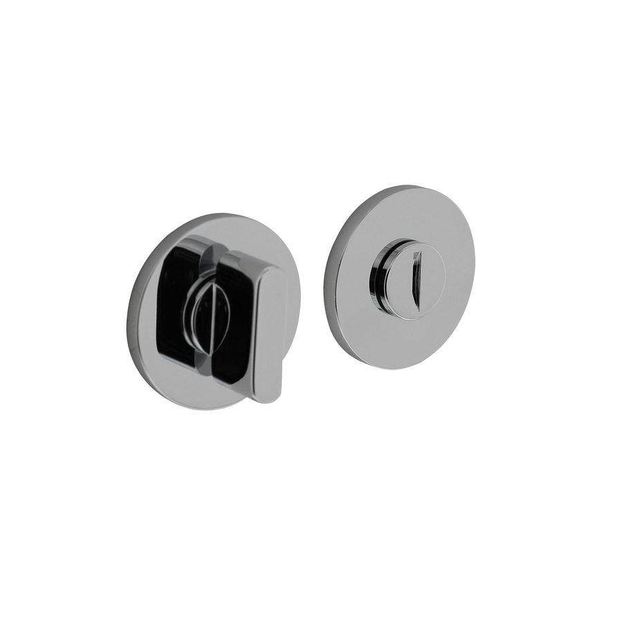 Olivari Rosette WC / Bad Verschluss um Chrom