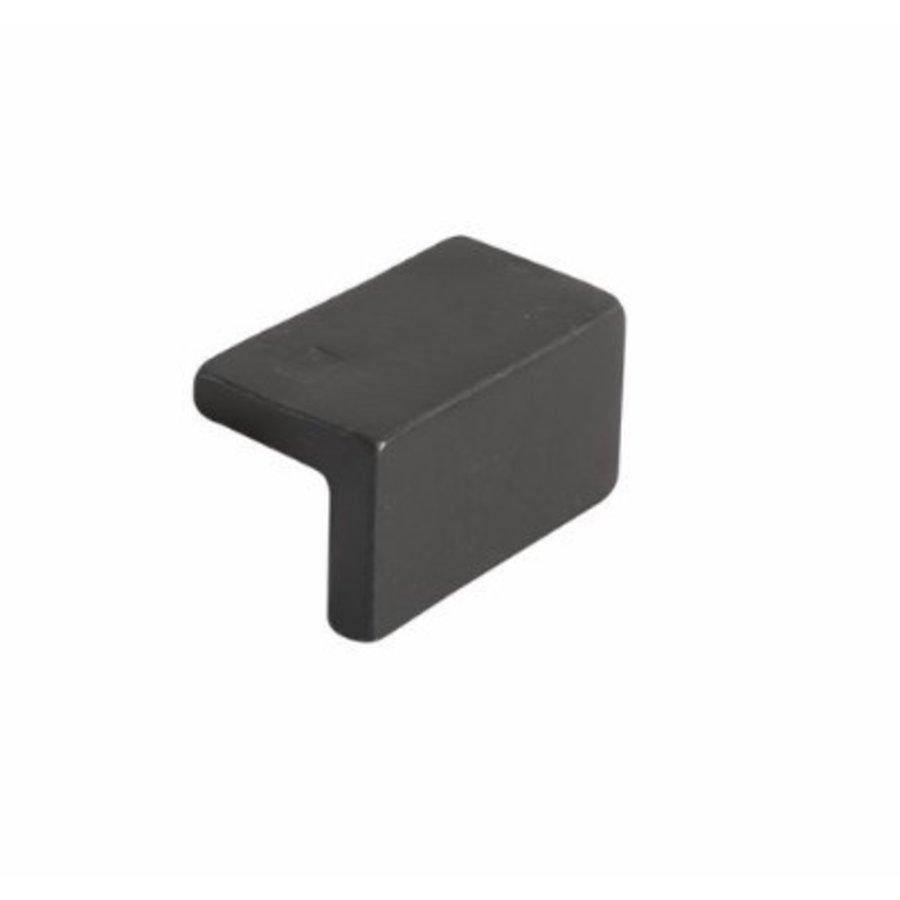 PIECE FURNITURE PML32 / 500 AGED IRON - BLACK (VO) L50mm
