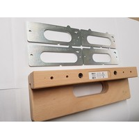 Hire of milling jig for 3D hinge Eclipse 3