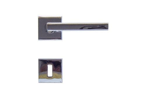 Chrome deurklinken Luïs met BB