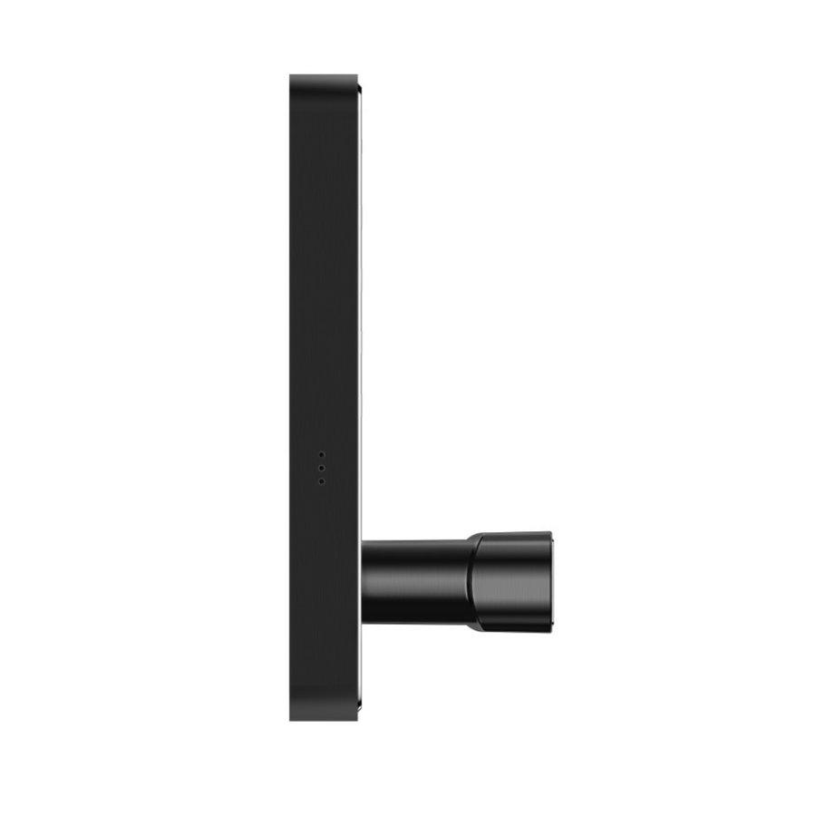 Slimme deurkruk D11A zwart zonder vingerscan