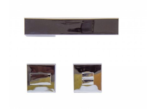 Chrome door handles X - Treme with WC