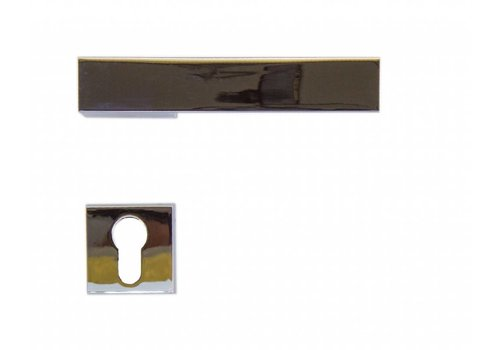 Chrome door handles X-Treme with PZ