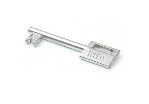 1 clé pour serrure Litto