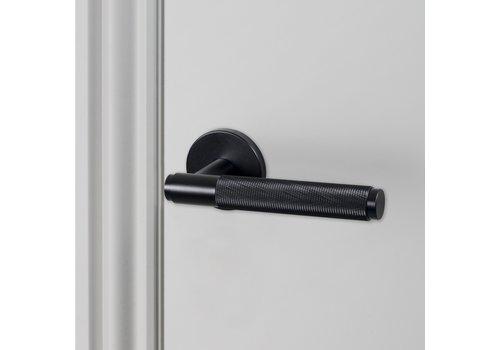 Door handles / Black / Cross / Buster+Punch