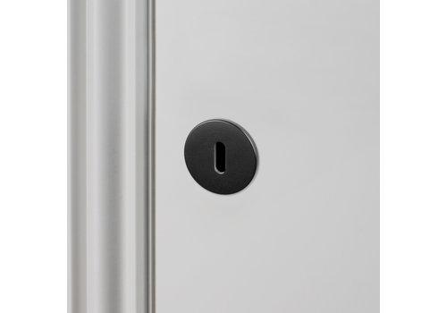 Paar schwarze Schlüsselplatten von Buster & Punch