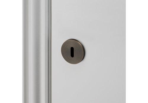 Paire de plaques de clés en bronze fumé Buster & Punch