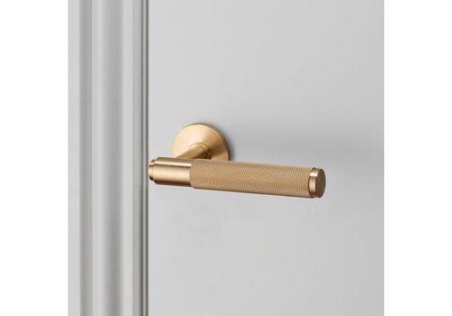 Brass door handles / Cross / Buster+Punch