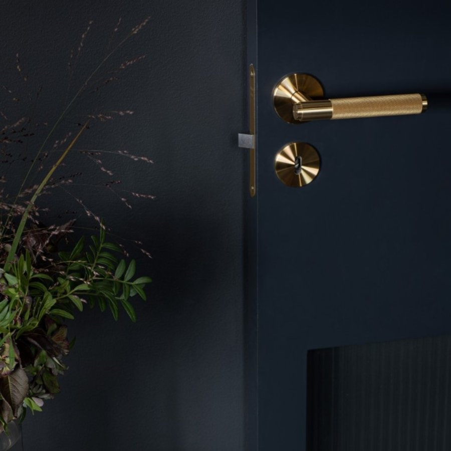 Solid Buster & Punch lever handle made of brass