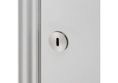 Paire de plaques à clés en acier inoxydable Buster & Punch