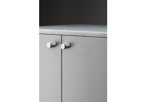Stainless steel furniture knobs Buster & Punch