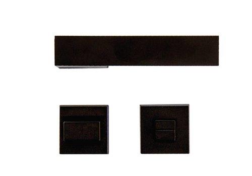 Poignées de porte noires X-Treme avec WC