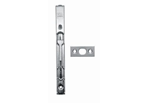 Lock edge slide nickel