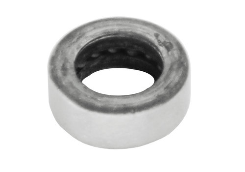 Anneau en acier inoxydable 16x6 mm pour charnière 100x88x3,5 / 6 mm en acier inoxydable
