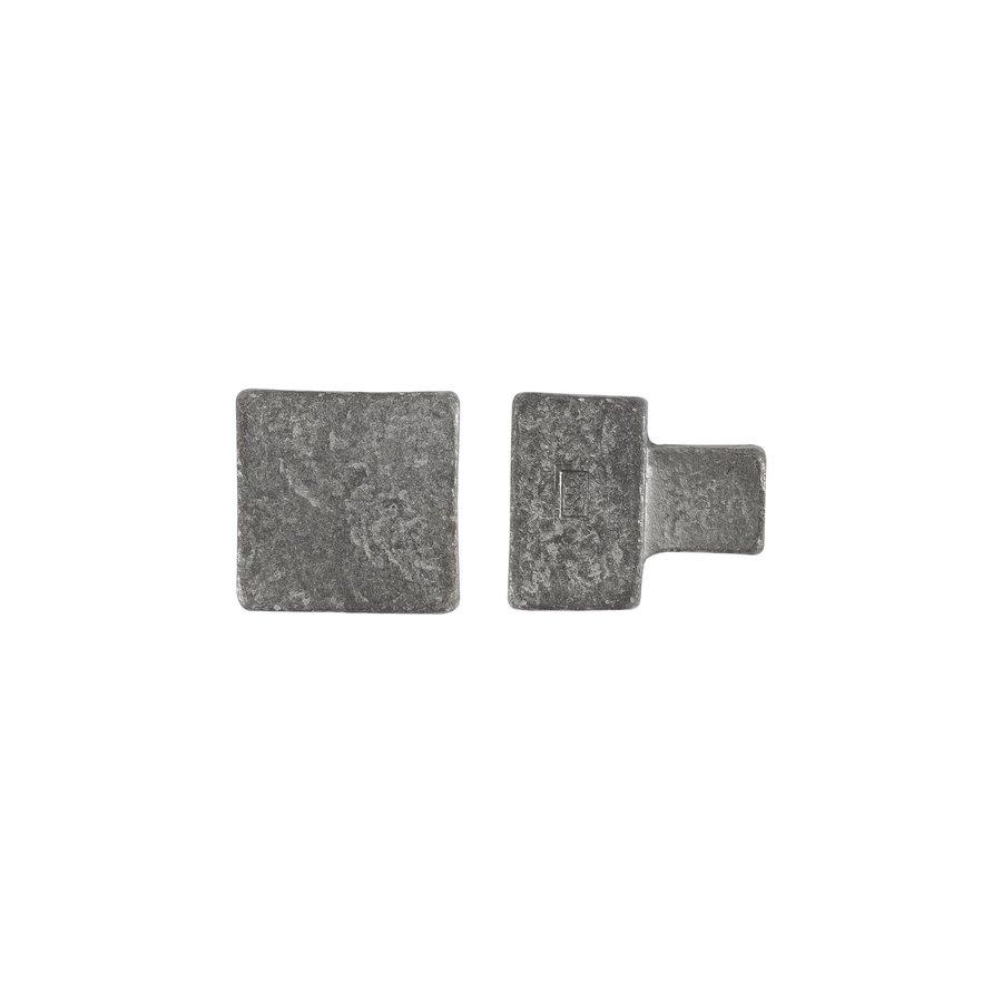 STUK MEUBELKNOP PQ-35 RUW METAAL (RM)– 35MM