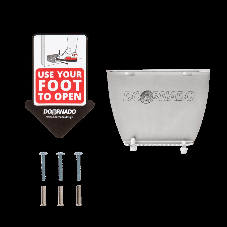 Doornado Foot Opener