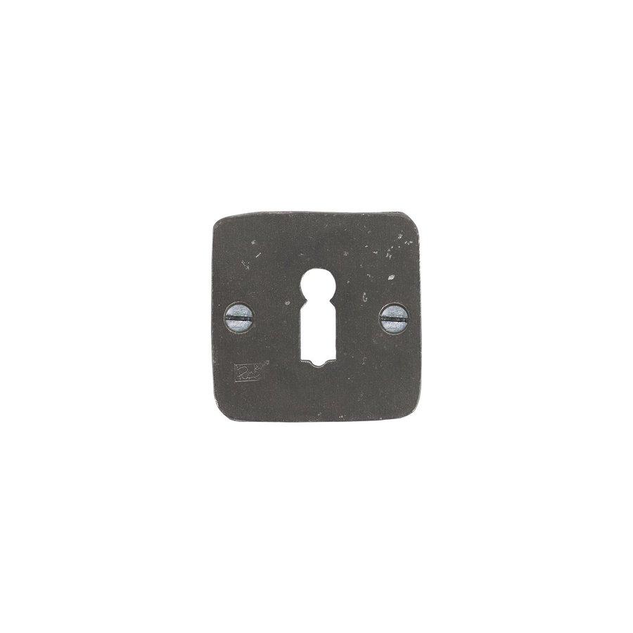 STUK BB-ROZET 50Q RUW METAAL (RM)