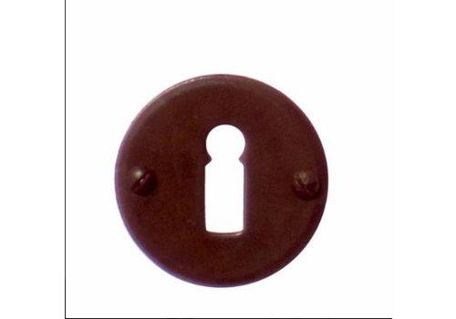 1 Key plate rust around