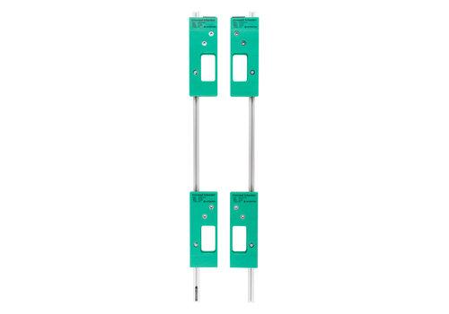 Milling cutter set 2 x 1000mm for 4 leaf hinges 89x89mm