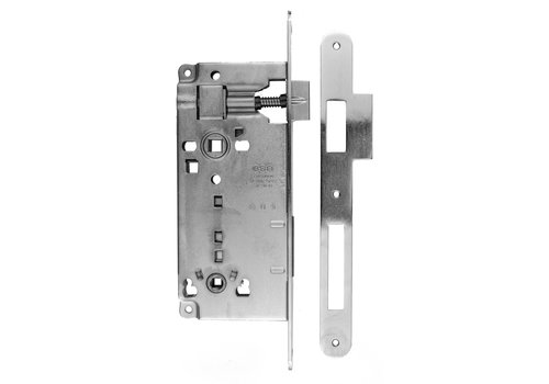LOCK AGB INOX LOOK WC 90MM