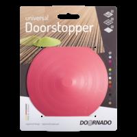 Door stop Doornado Bubblegum on card pink