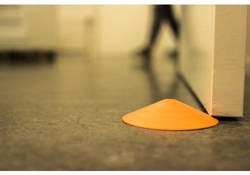 Door stopper Doornado Carrot - Orange