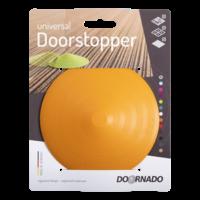 Door stop Doornado Carrot on card orange