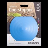 Door stop Doornado Sky on card light blue
