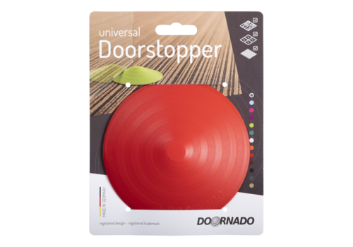 Deurstopper Doornado Pomodori  rood