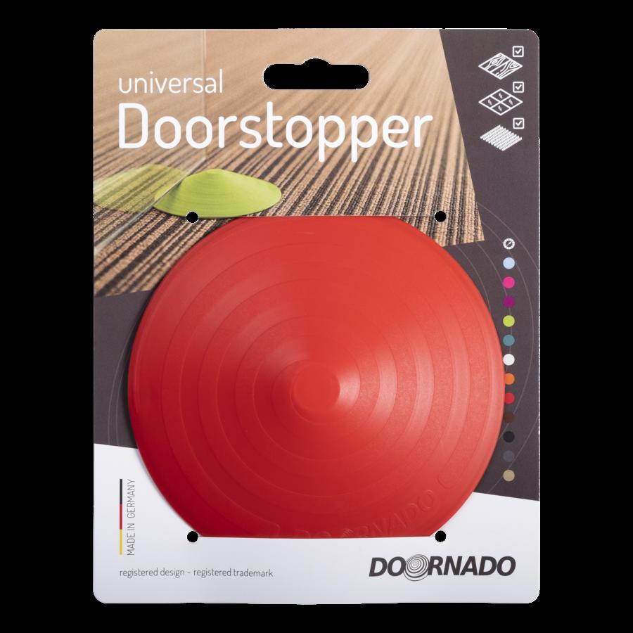Door stopper Doornado Pomodori - Red