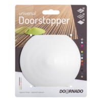 Deurstopper Doornado Coco - Wit